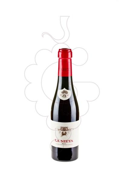 Photo La Nieta (mini) red wine