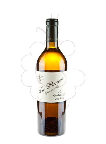 Photo La Panesa Especial Fino Hidalgo fortified wine