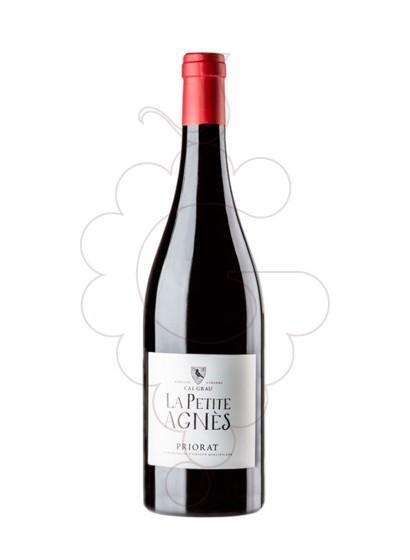 Photo La Petite Agnès Magnum red wine