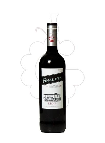 Photo La Pinaleta Crianza red wine