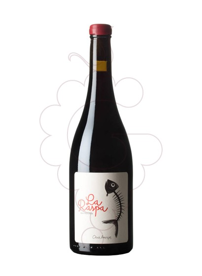 Photo Red La Raspa red wine