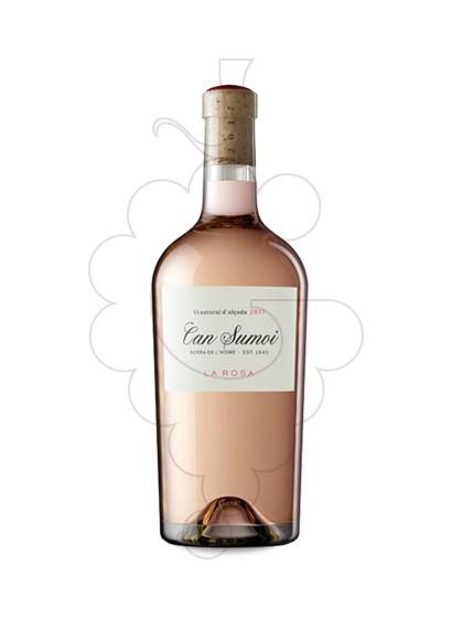 Photo La Rosa de Raventos i Blanc  rosé wine