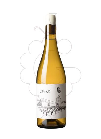 Photo La Salada l'Ermot white wine