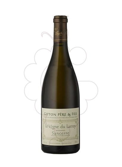 Photo Gitton La vigne du Larrey Sancerre white wine