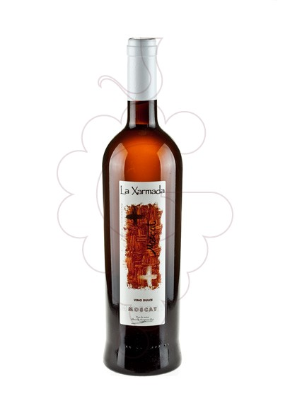 Photo La Xarmada Muscat Dolç fortified wine