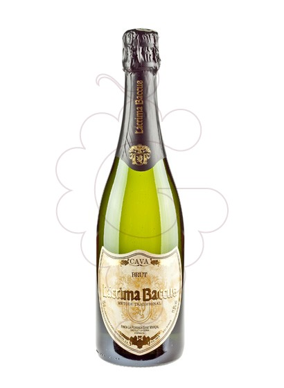 Photo Lacrima Baccus Brut Jove sparkling wine