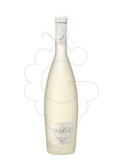 Photo White Lafage Miraflors white wine