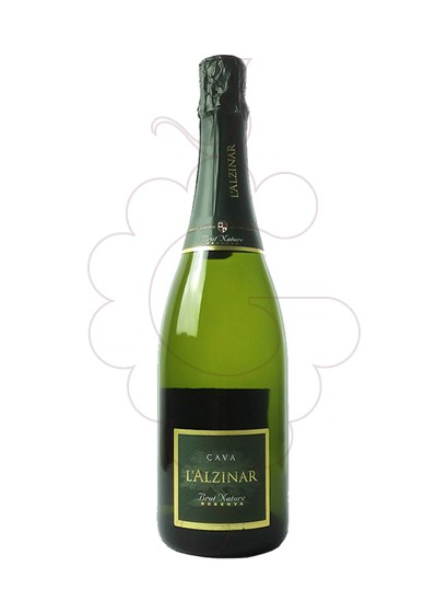 Photo L'Alzinar Brut Nature sparkling wine