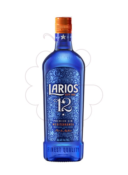 Photo Gin Larios 12 Premium