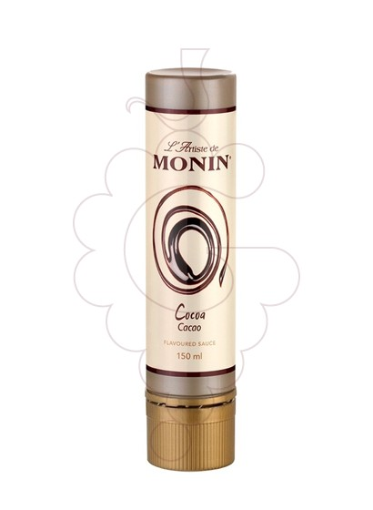 Photo Syrups Monin L'Artiste Cacao
