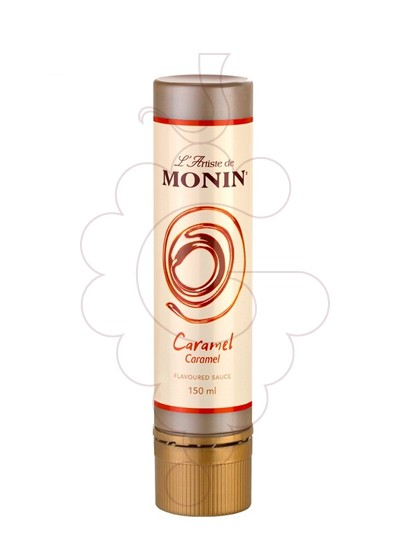 Photo Syrups Monin L'Artiste Caramel