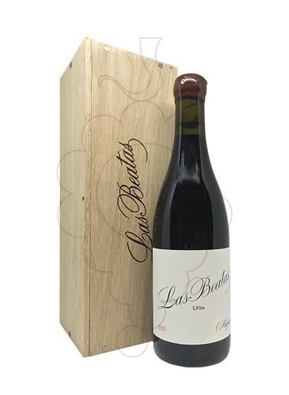 Photo Las Beatas red wine