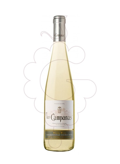 Photo Las Campanas Blanc white wine