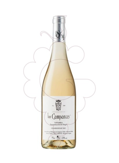Photo Las Campanas Chardonnay white wine