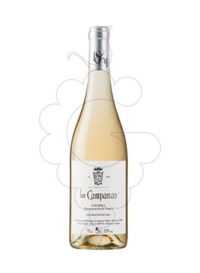 Photo Las Campanas Chardonnay white wine