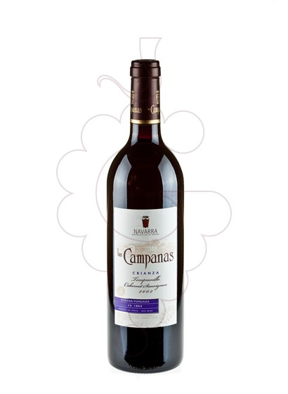 Photo Las Campanas Crianza red wine