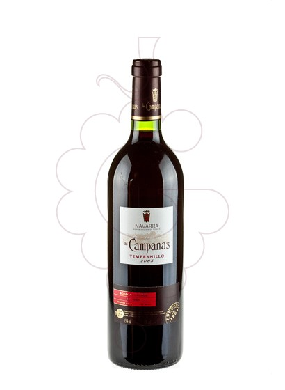 Photo Las Campanas Tempranillo red wine