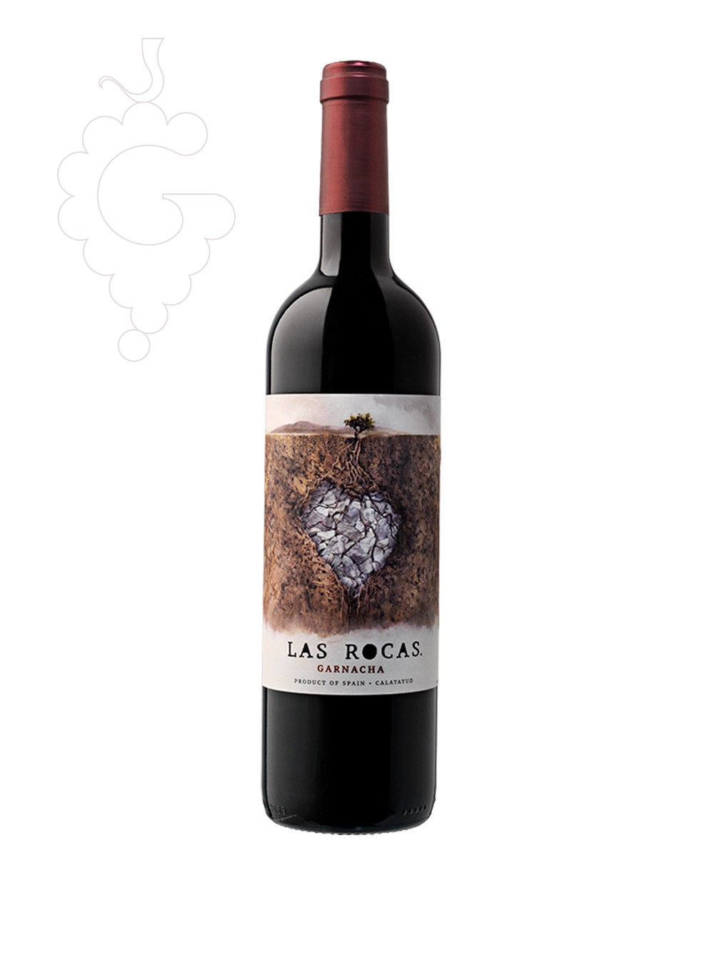 Photo Las Rocas Garnatxa red wine