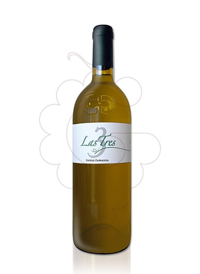 Photo Chozas Carrascal Las Tres white wine