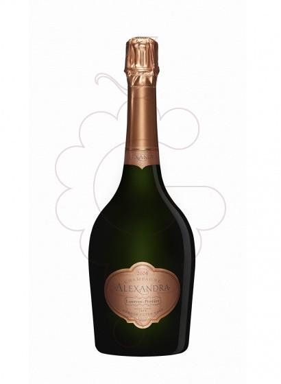 Photo Laurent Perrier Alexandra  sparkling wine