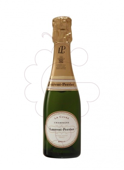 Photo Laurent Perrier Botellin  sparkling wine