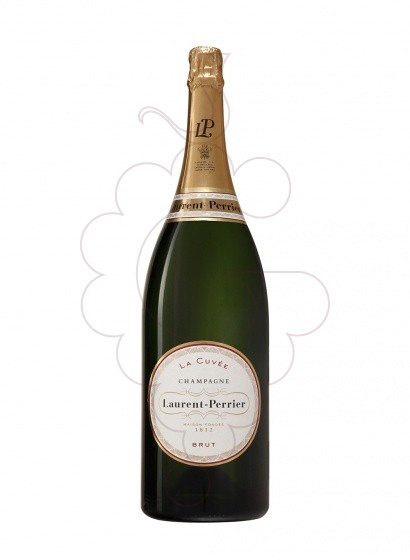 Photo Laurent Perrier Brut Jeroboam sparkling wine