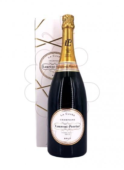 Photo Laurent Perrier Brut Magnum sparkling wine