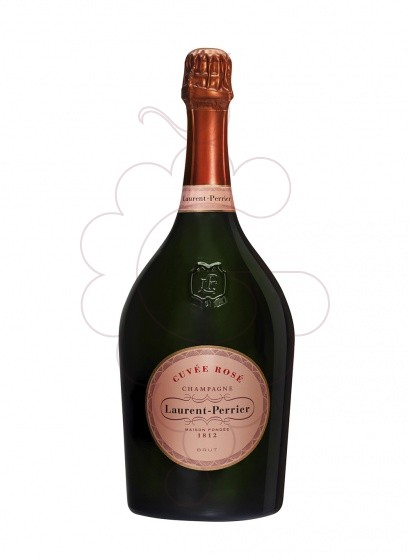 Photo Laurent Perrier Cuvée Rose Magnum sparkling wine