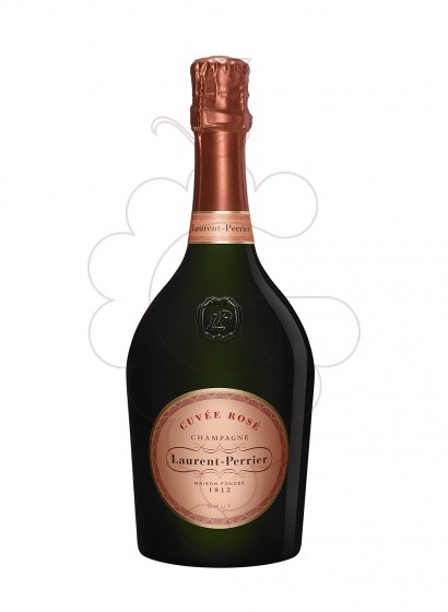 Photo Laurent Perrier Cuvée Rose sparkling wine