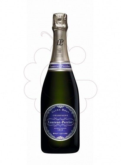 Photo Laurent Perrier Ultra Brut sparkling wine