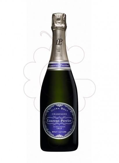 Photo Laurent Perrier Ultra Brut sparkling wine