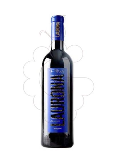 Photo Laurona Plini red wine