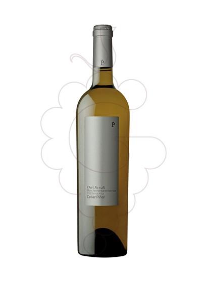 Photo White L'Avi Arrufí white wine