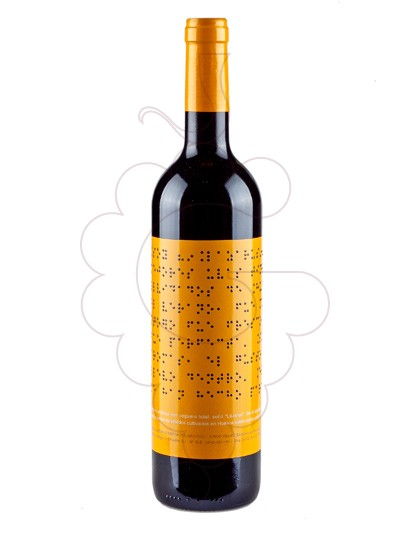 Photo Lazarus Negre red wine