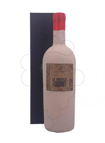 Photo Anno Domini Le Argille Cabernet di Cabernet red wine