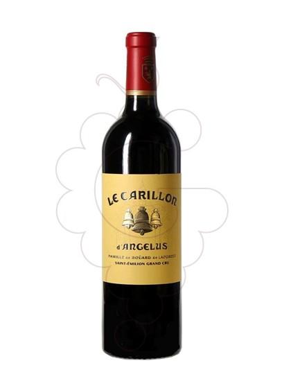 Photo Le Carillon d'Angelus red wine