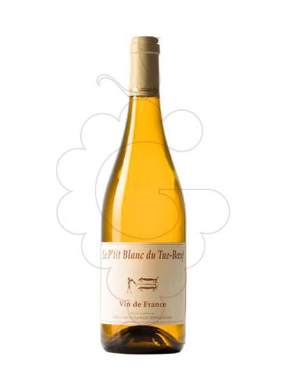 Photo Le P'tit Blanc Tue-Boeuf white wine