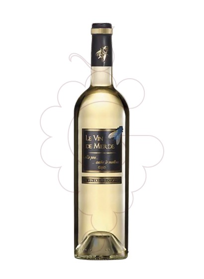 Photo White Le Vin de Merde white wine