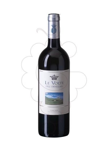 Photo Le Volte Ornellaia red wine
