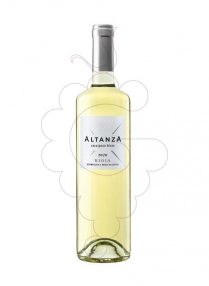 Photo Lealtanza Blanc white wine