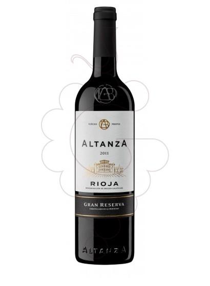 Photo Lealtanza Gran Reserva red wine
