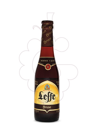 Photo Beer Leffe Brown