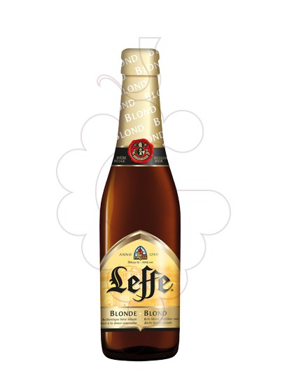 Photo Beer Leffe Blond