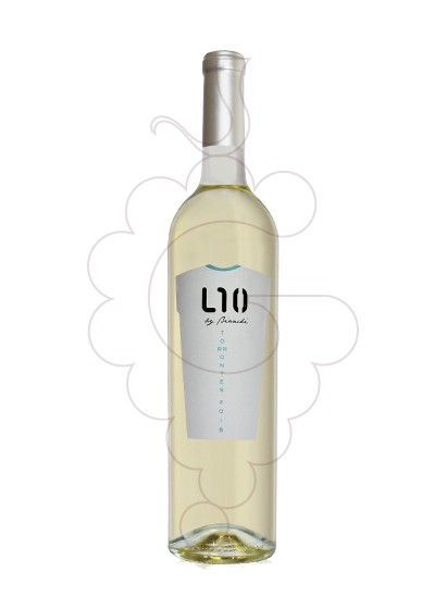 Photo Leo Blanc Torrontes white wine