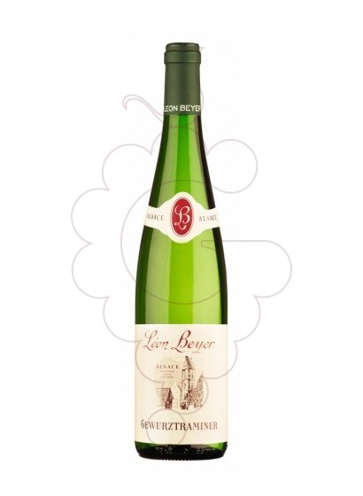 Photo Leon Beyer Gewurztraminer  white wine