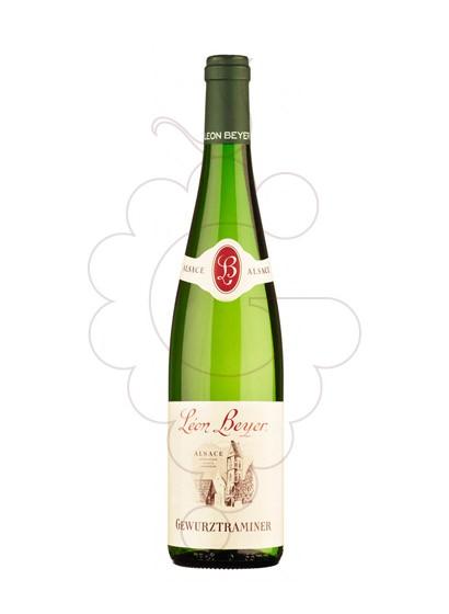 Photo Leon Beyer Grains Nobles  white wine