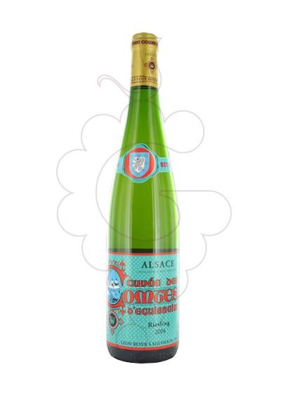 Photo Leon Beyer Riesling  white wine