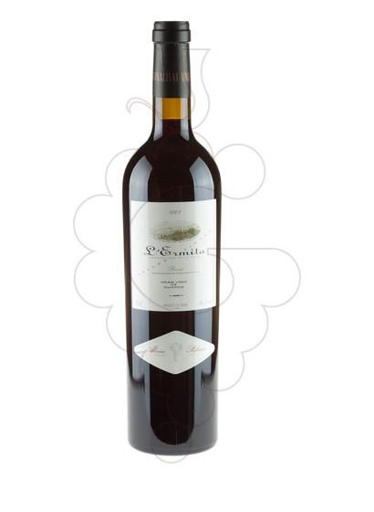 Photo L'Ermita  red wine