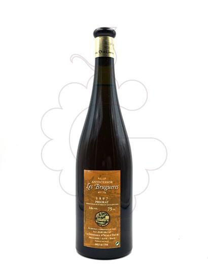 Photo Les Brugueres Antecessor white wine