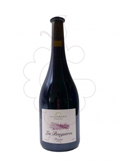 Photo Red Les Brugueres red wine